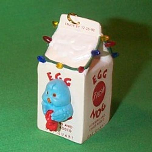 1992 Egg Nog Nest