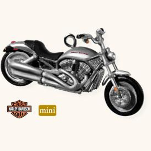 2008 Harley Davidson - Mini #10 - 2002 V-Rod