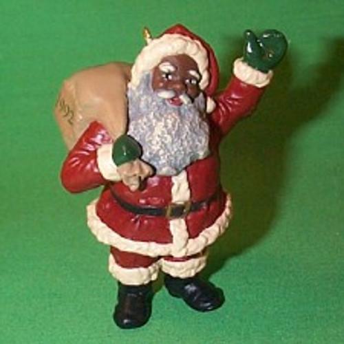 1992 Cheerful Santa