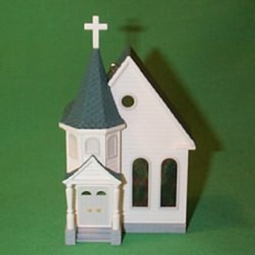 1995 Nostalgic Houses #12 - Town Church