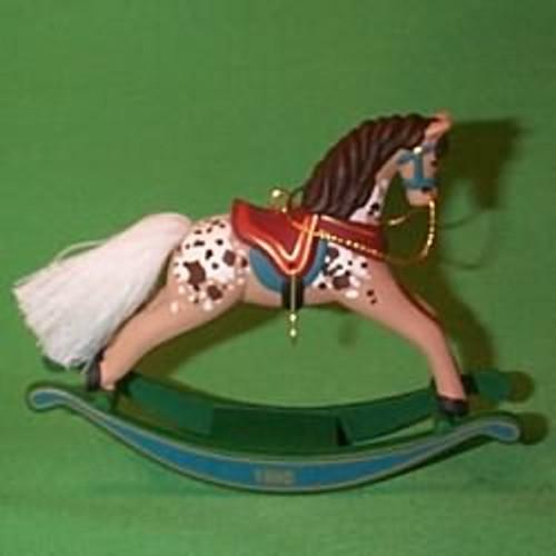 1995 Rocking Horse #15