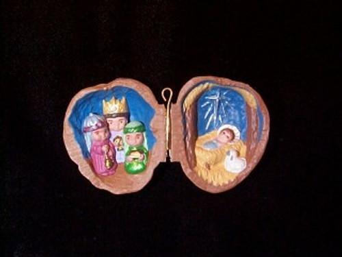 1991 Nutshell Nativity
