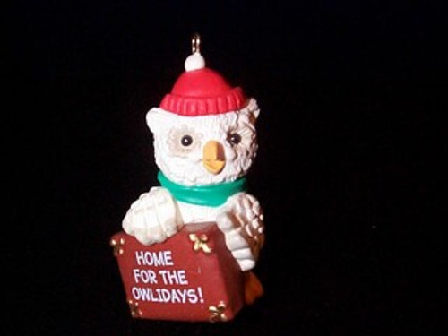 1990 Home For the Owlidays