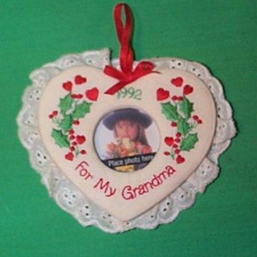1992 For Grandma - Photo