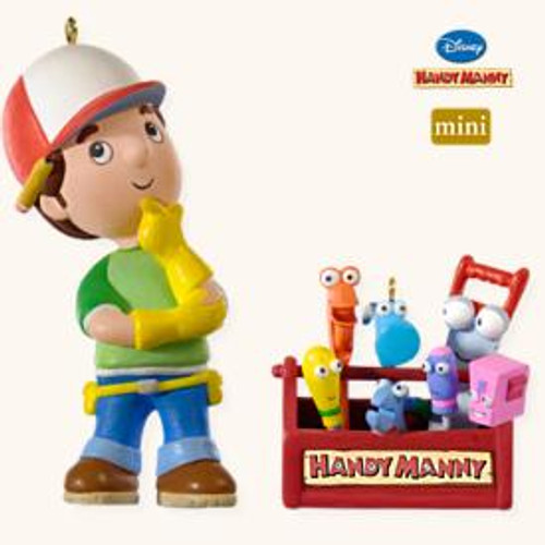 2008 Helpful Handy Manny
