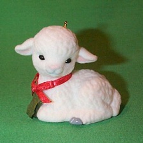 1991 Cuddly Lamb