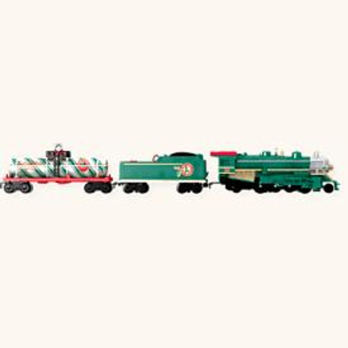 2008 Holiday Train Lionel Mini Set of 3