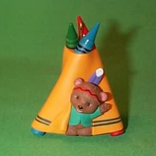 1995 Crayola #7 - Teepee
