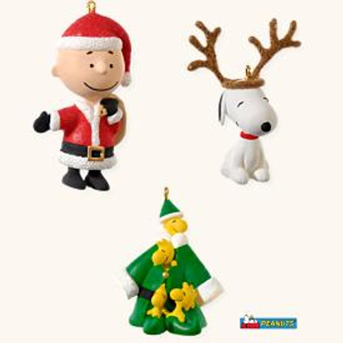 2008 Peanuts - Full Of Christmas Spirit