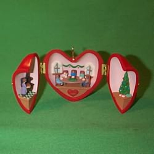 1994 Heart Of Christmas #5F