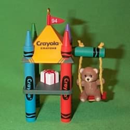 1994 Crayola #6 - Swing