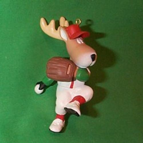 1992 Reindeer Champs #7 - Donder