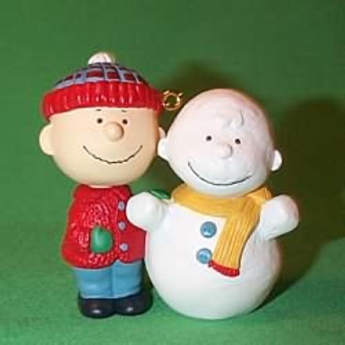 1993 Peanuts Gang #1 - Charlie Brown