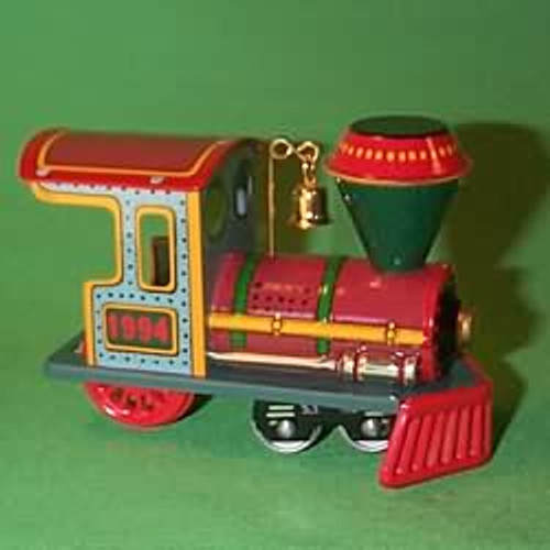 1994 Yuletide Central #1 - Locomotive