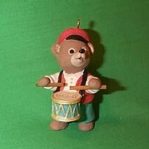 1991 TT - Fanfare Bear
