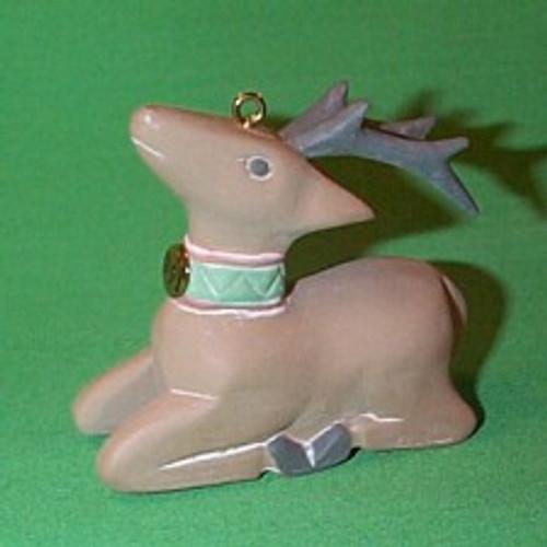 1991 Folk Ark Reindeer
