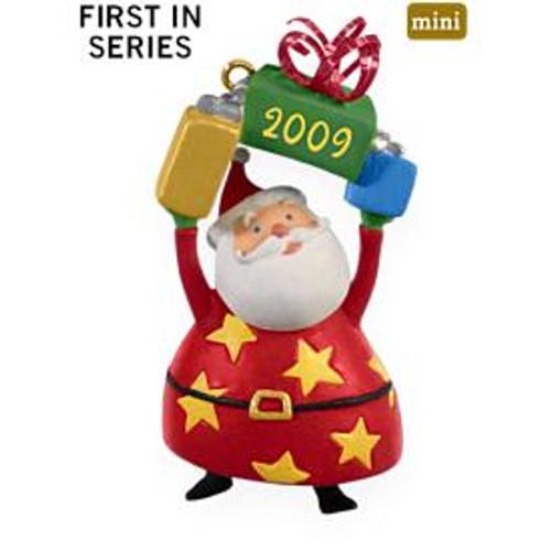 2009 Festive Santa #1