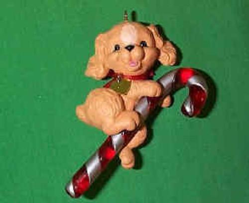 1991 Puppy Love #1 - Cocker Spaniel