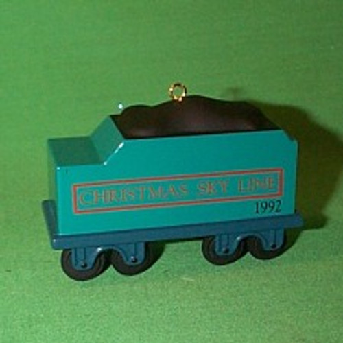 1992 Sky Line Train - Coal Car