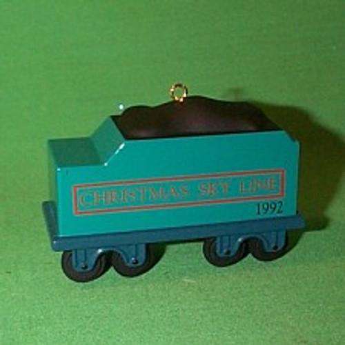 1992 Sky Line Train - Coal Car