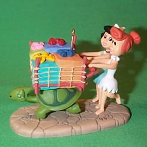 1995 Flintstones - Betty And Wilma