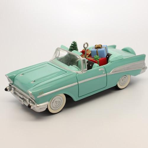 1994 Classic Cars #4 - 1957 Chevrolet (QX5422)