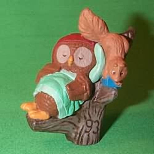 1993 Owliver #2 - Sleeping