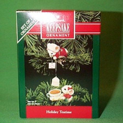 1992 Holiday Teatime