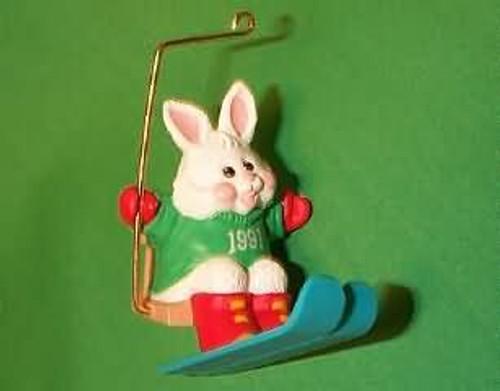 1991 Ski Lift Bunny