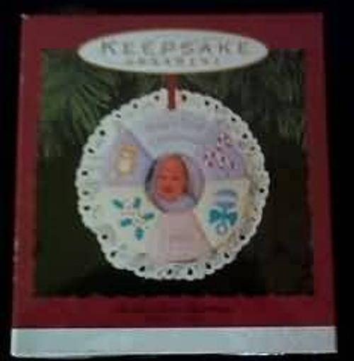 1993 Babys 1st Christmas - Photo