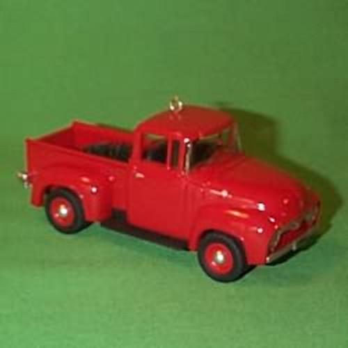 1995 All American Trucks #1 - 1956 Ford