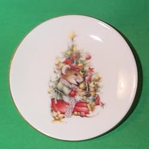 1995 Vera Mouse - Plate
