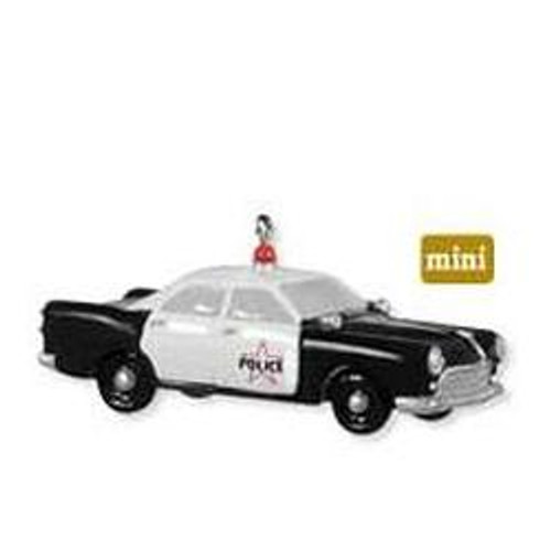 2009 Police Cruiser Limited - Miniature