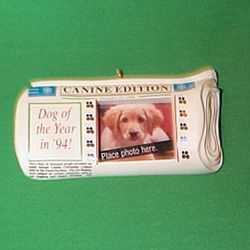1994 Special Dog - Photo