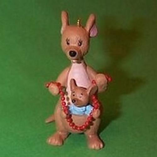 1991 Winnie The Pooh - Kanga And Roo