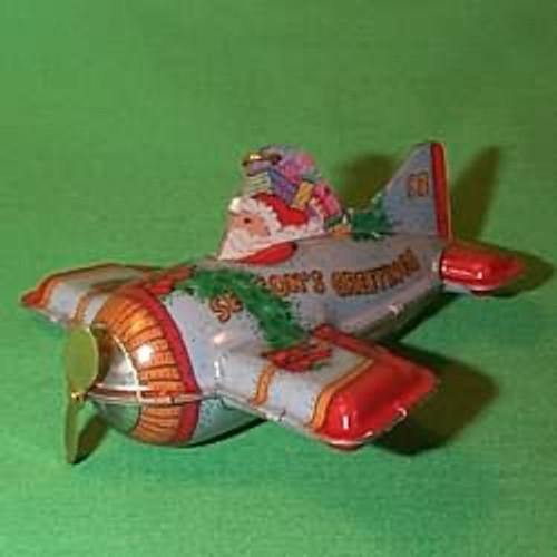 1993 Tin Airplane