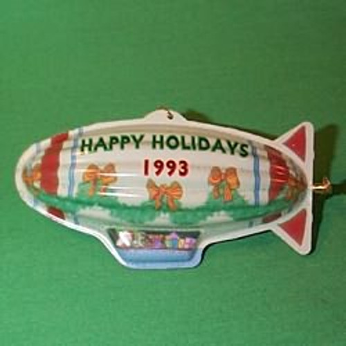 1993 Tin Blimp