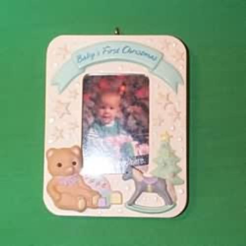 1994 Baby's 1st Christmas - Photo