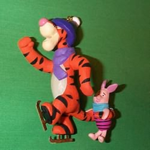 1993 Winnie The Pooh - Tigger And Piglet
