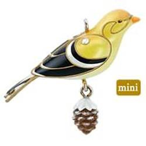 2010 Goldfinch - Miniature