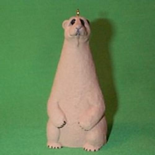 1993 Lou Rankin Polar Bear