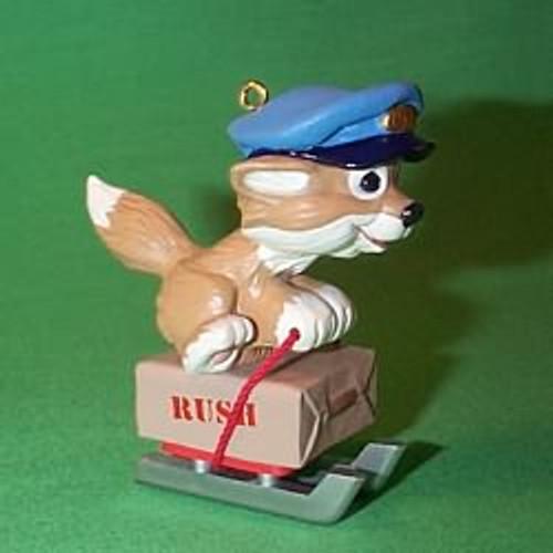 1993 Quick As A Fox