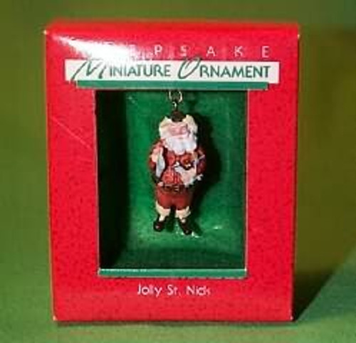 1988 Jolly St. Nick