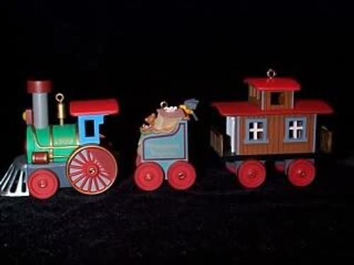1989 Ornament Express