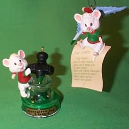 1994 Dear Santa Mouse