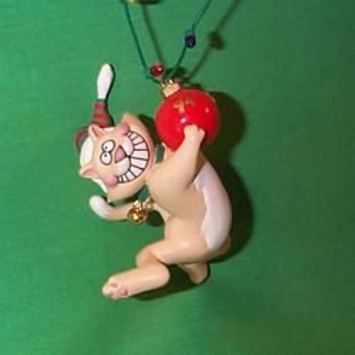 1994 Feline Of Christmas