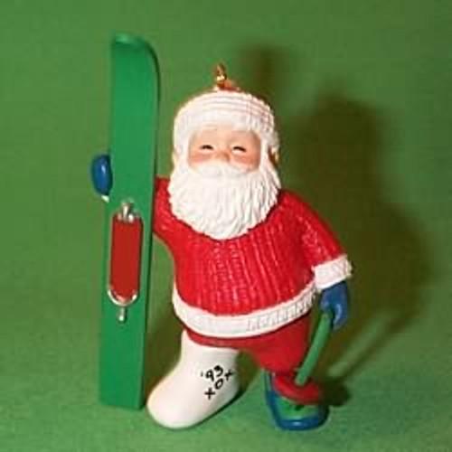 1993 Christmas Break