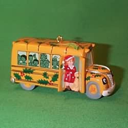 1995 Magic School Bus