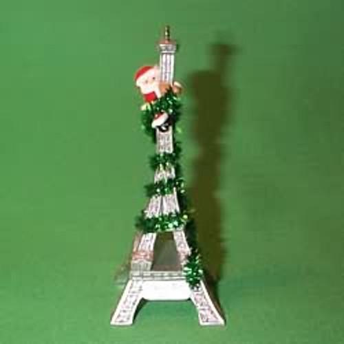 1995 Santa In Paris