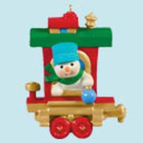 2011 Santa's Holiday Train - Cool Caboose